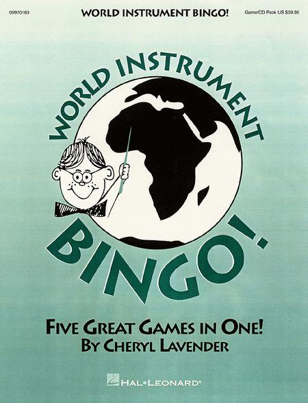 World Instrument Bingo (Game)