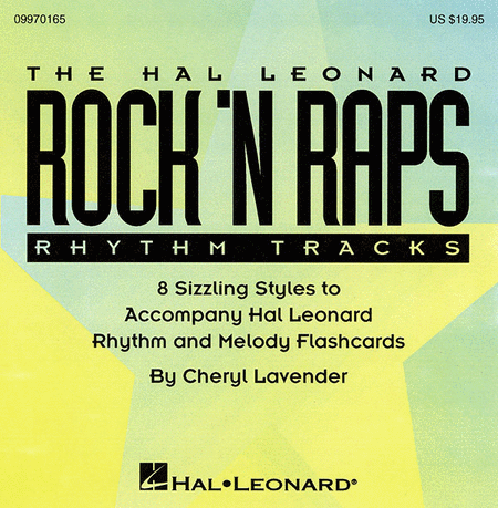 Rock 'N Raps Rhythm Tracks (CD)
