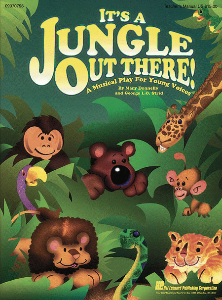 It's a Jungle Out There - Teacher's Edition
