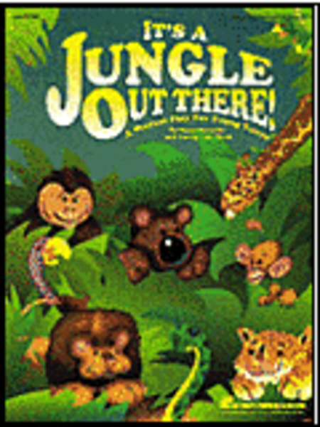 It's a Jungle Out There - ShowTrax CD (CD only)