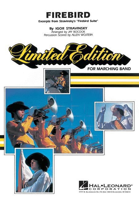 Firebird - Marching Band