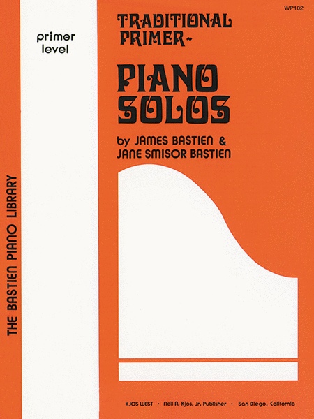 Traditional Primer Piano Solos