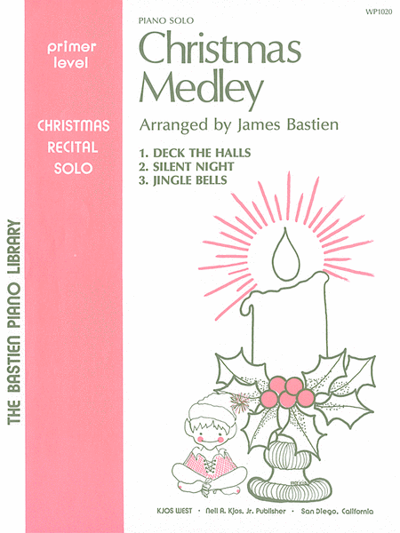 Christmas Medley, Primer Level