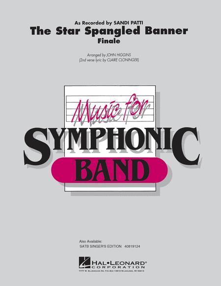 Star Spangled Banner (Band with Chorus)