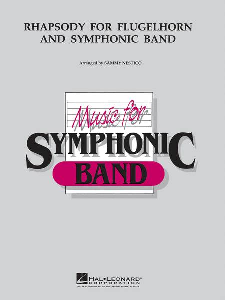 Rhapsody for Flugelhorn and Symphonic Band