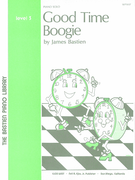 Good Time Boogie