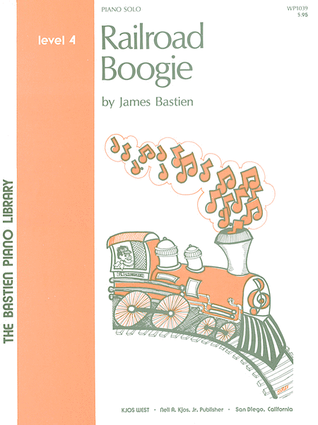 Railroad Boogie