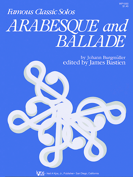 Arabesque and Ballade
