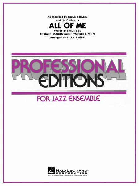 All of Me (Original Edition)