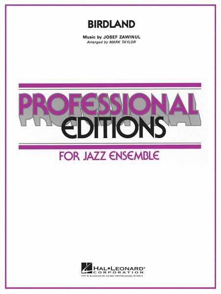Birdland - Jazz Ensemble