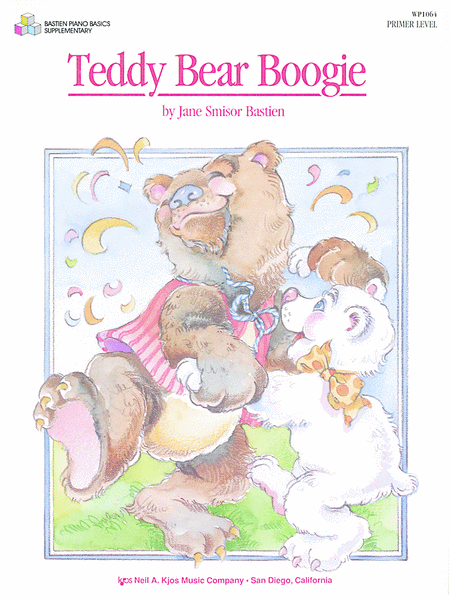 Teddy Bear Boogie