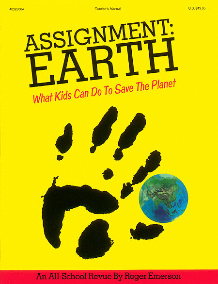 Assignment: Earth - Teacher's Edition