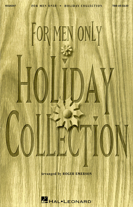For Men Only - Holiday Collection