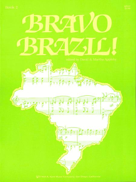 Bravo Brazil!, Book 2