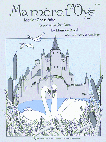 Ma Mere L'oye, Mother Goose Suite