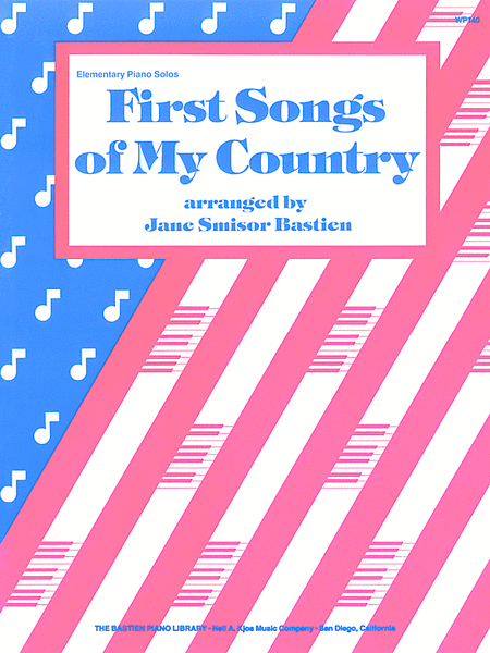 First Songs Of My Country