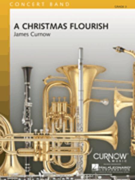 A Christmas Flourish