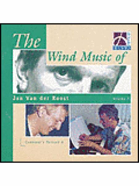 The Music of Jan Van Der Roost - Volume 3 CD