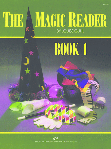 The Magic Reader, Book 1