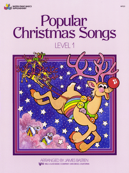 Popular Christmas Songs, Level 1
