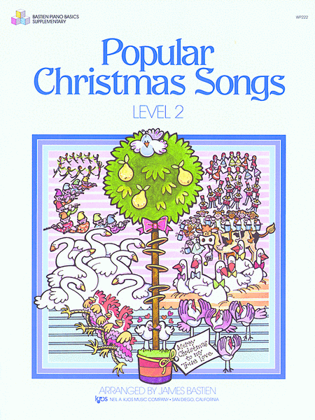 Popular Christmas Songs, Level 2