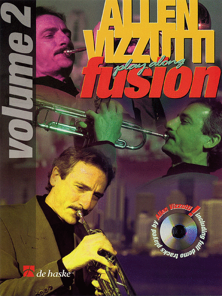 Allen Vizzutti - Play Along Fusion, Volume 2