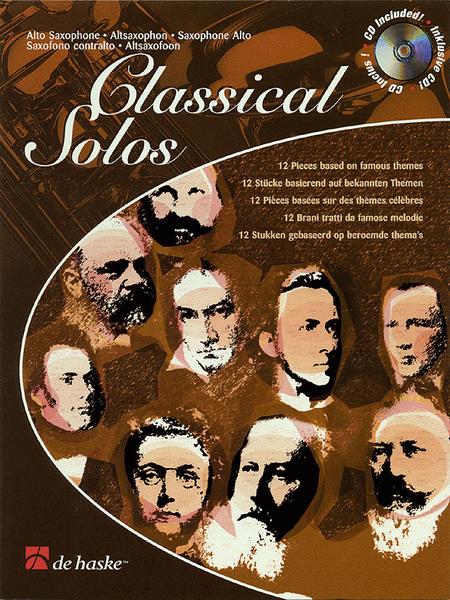 Classical Solos (Alto Sax)