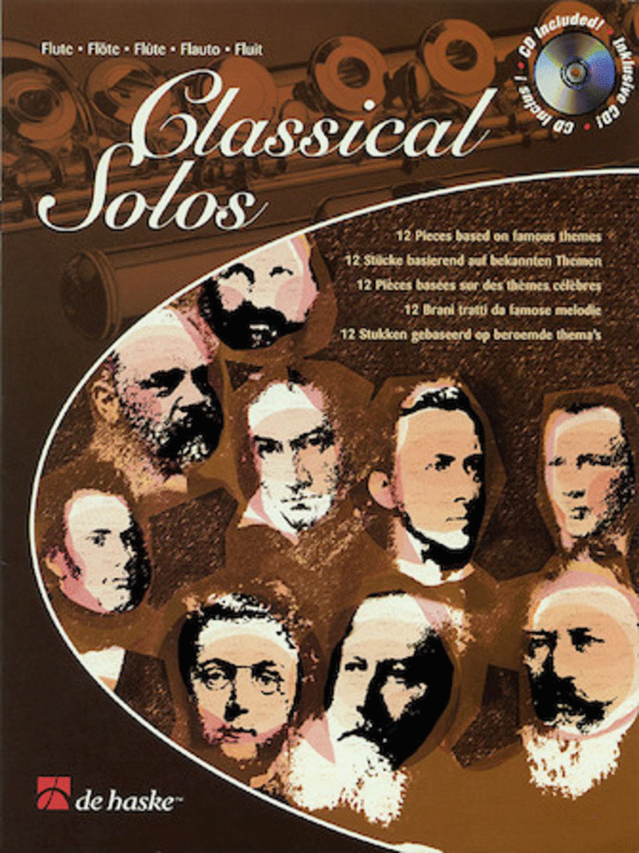 Classical Solos (Flute)