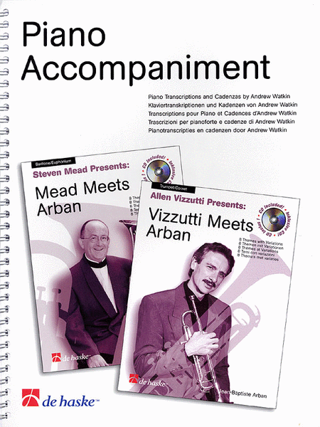 Vizzutti Meets Arban Piano Accompaniment