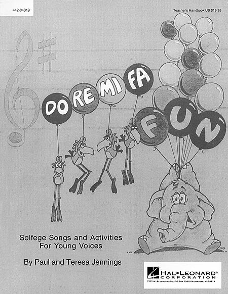 Do Re Mi Fa Fun - Solfege Songs and Activities (Resource)