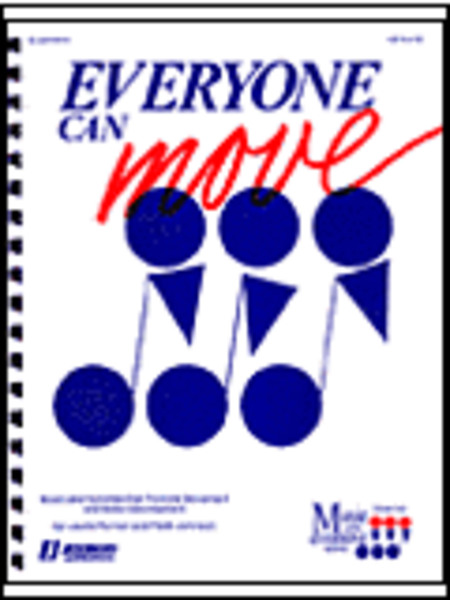 Everyone Can Move (Collection for Special Learners) - ShowTrax CD
