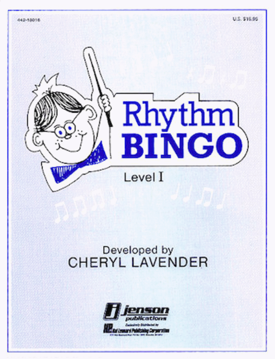 Rhythm Bingo - Level 1