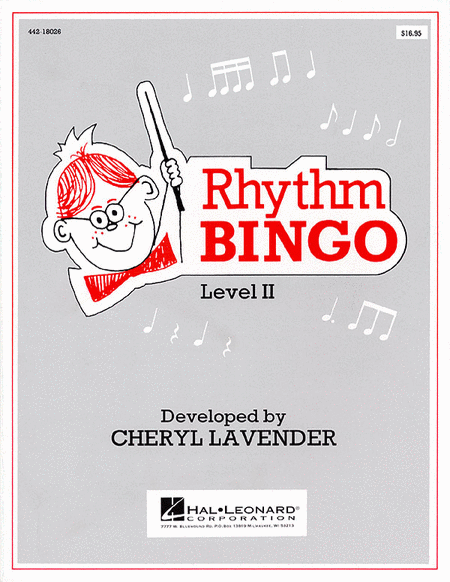 Rhythm Bingo - Level 2