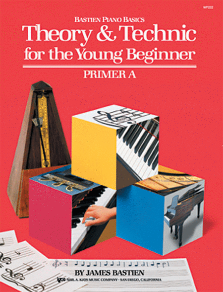 Theory & Technic for the Young Beginner - Primer A