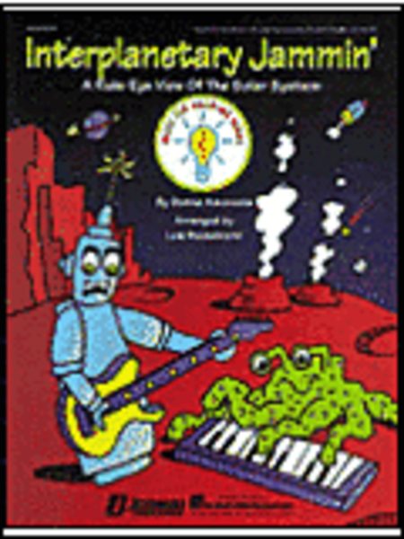 Interplanetary Jammin' - A Kids-Eye View of the Solar System (Collection) - ShowTrax CD