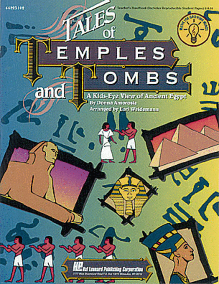 Tales of Temples and Tombs (Collection)