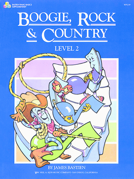 Boogie, Rock And Country, Level 2