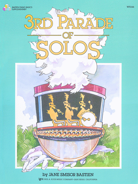 Third Parade Of Solos