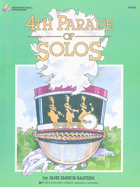Fourth Parade Of Solos