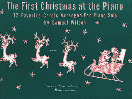 1st Christmas At The Piano - Easy Piano