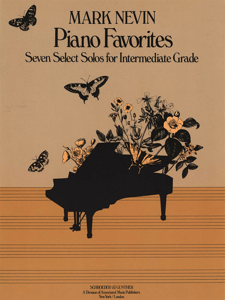 Piano Favorites (Seven Select Solos for Intermediate Grade)