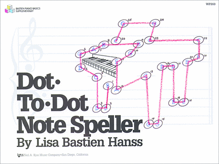 Dot To Dot Note Speller
