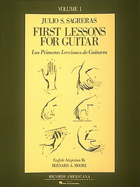 First Lesson for Guitar - Volume 1