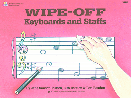 Wipe-Off: Keyboards And Staffs