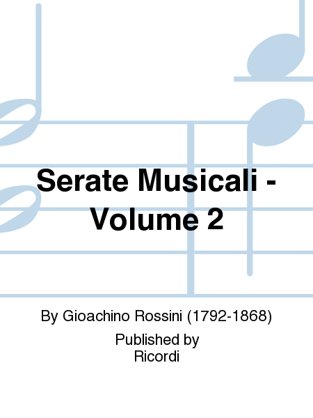 Serate Musicali - Volume 2
