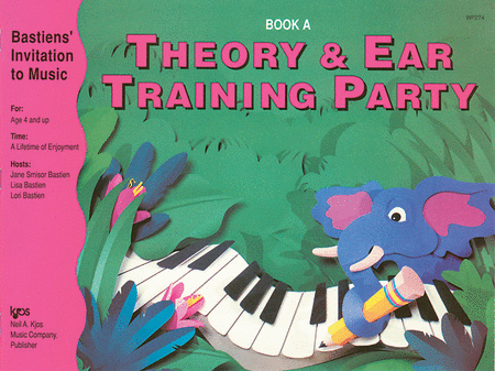 Theory & Ear Training Party Book A
