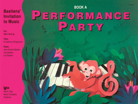 Performance Party, Book A