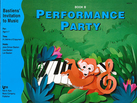 Performance Party, Book B