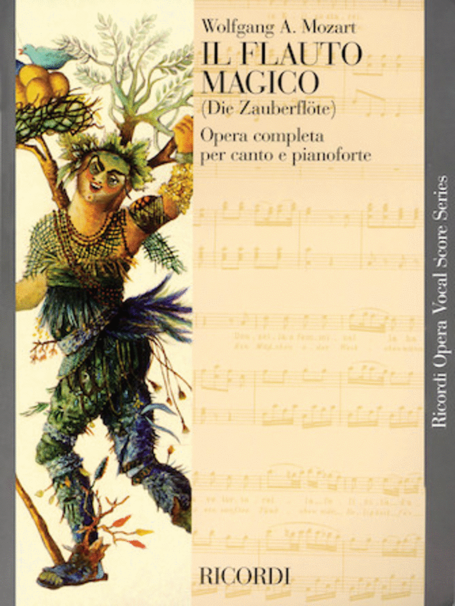 The Magic Flute (Die Zauberflote)