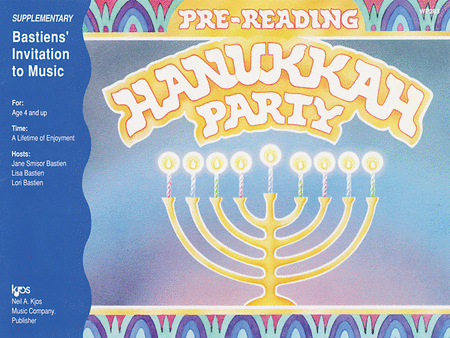Pre-Reading Hanukkah Party
